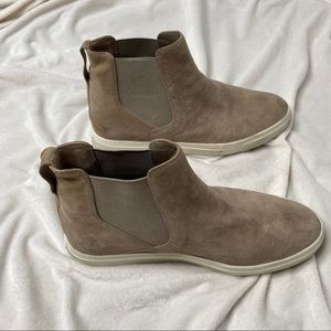 Vince Newlyn Suede High Top